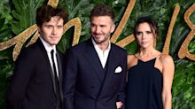 The Beckhams Were the Cutest Family at the British Fashion Awards
