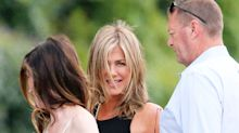 Jennifer Aniston Enjoys Weekend at George and Amal Clooney's Lake Como Villa with Adam Sandler