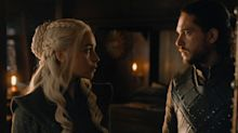 Jon Snow and Daenerys Targaryen Are Getting Pretty Cozy in This First Look at 'Game of Thrones' Season Eight