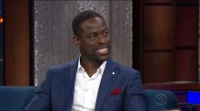 Sterling K. Brown threw Emmys-inspired shade at Nicole Kidman