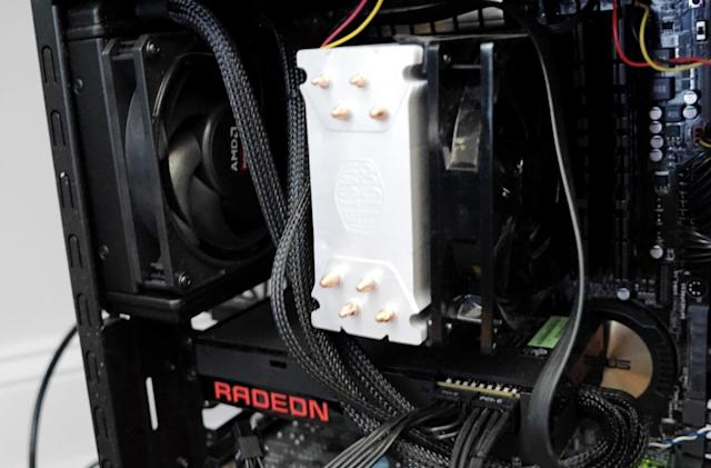 AMD's R9 Fury X is a beast, but 4K gaming is still a waste