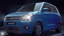 All-New 2019 Maruti Suzuki Wagon R Hatchback Teased Ahead of Launch; See Pics