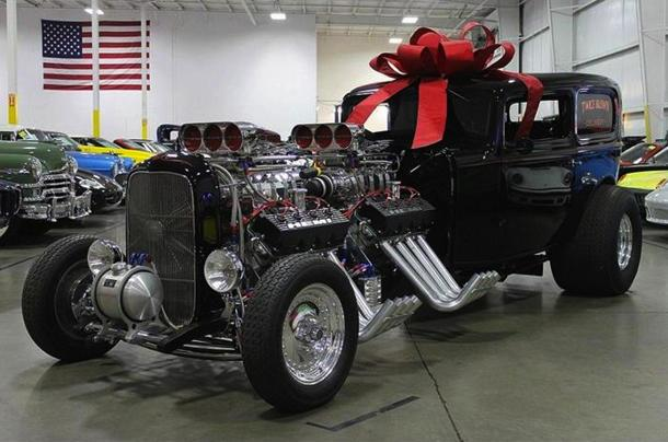 Meet Twice Blown The 2 500 Hp Twin Engine Hot Rod That