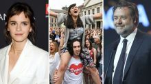 Celebs react to Ireland's abortion ban repeal