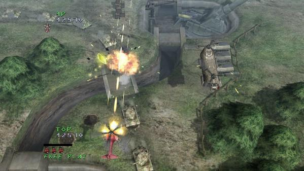 Under Defeat HD hits Xbox 360 stateside after two years AWOL