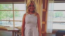 Holly Willoughby's Cinderella Dress Sends Social Media Into Meltdown