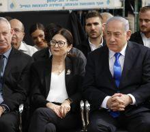 The Latest: Israel's president: Coalition talks start Sunday