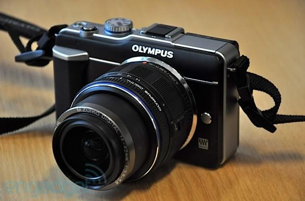 Olympus E-PL1 review
