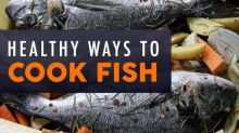 Steaming, Grilling, Deep-Frying Or Microwaving? What Is The Healthiest Way To Cook Fish?