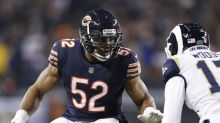Bears injury report: McManis out, a full strength Chicago otherwise