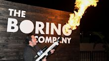 Improvised flamethrower modeled on an Elon Musk design among the weaponry found at US protests, documents focusing on the far-right reveal