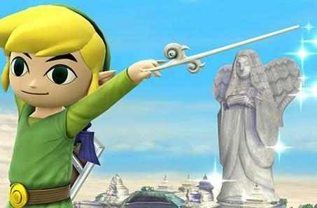 Toon Link adds a dash of cuteness to Super Smash Bros. roster