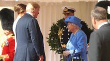 Was denkt die Queen über Donald Trump? Ihre Broschen könnten Aufschluss geben