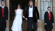 Meghan and Harry's Wedding Reception Was *Wild*