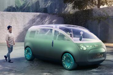 出門就是回家,Mini Vision Urbanaut指引未來通勤載具樣貌