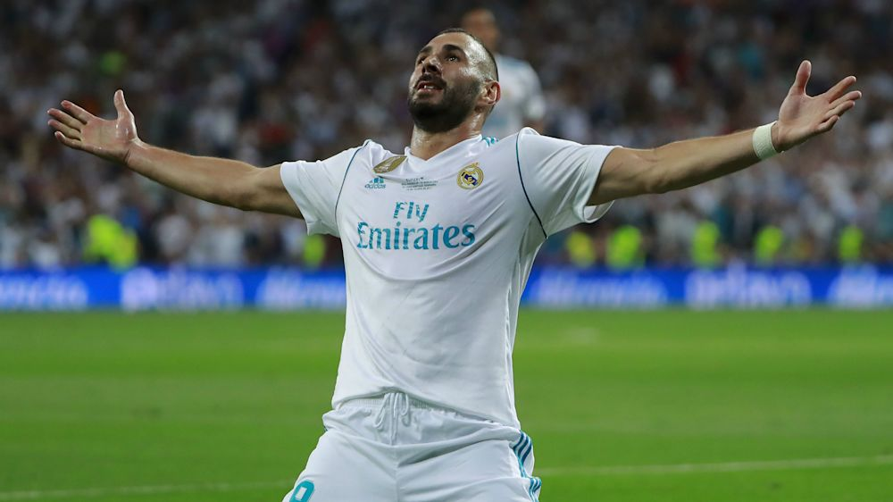Benzema isn't overrated, insists Madrid boss Zidane