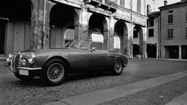 經典海神 Maserati A6G 2000 慶祝誕生 70 週年