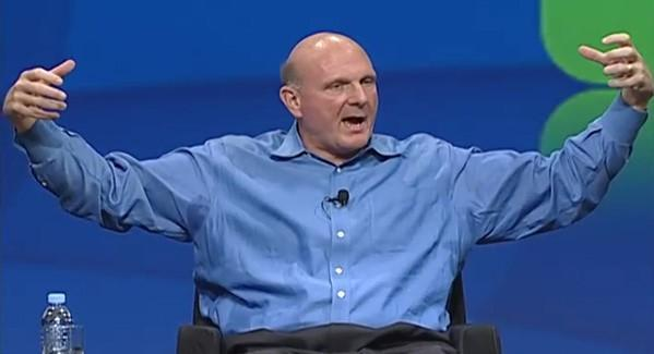 Ballmer: next release of Windows will be Microsoft's 'riskiest product bet' (video)