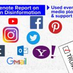 Reports detail how Russia used social media to depress Democratic turnout in 2016