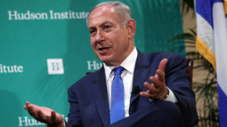 Netanyahu to meet Clinton and Trump during U.S. visit: sources