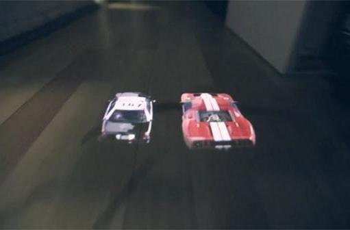 The Theory uses tiny MicroVision projector to concoct even tinier police chase (video)