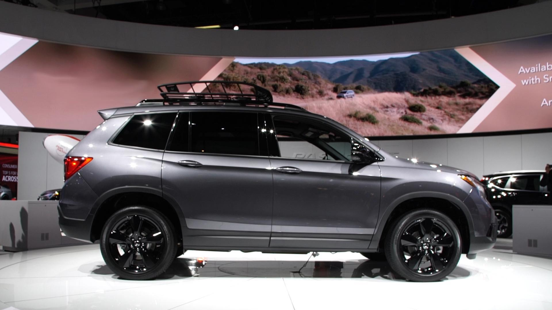 New 2019 Honda Passport Takes Aim At Adventure Seekers