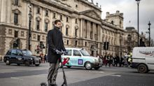 U.K. to Review 184-Year-Old Law That Bans E-Scooters