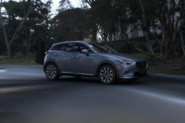 2021年式Mazda CX-3售價78.9萬起上市、i-Activsense主動安全科技列入標配!