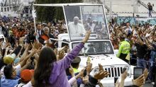 The Pope and his cars: Popemobiles through the ages