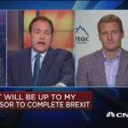 Will U.S. markets react to May's resignation?