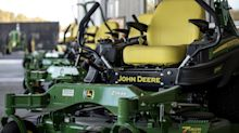 Today's charts: Deere hits all-time high; GameStop jumps on earnings beat; Meg Whitman steps down as CEO of HPE