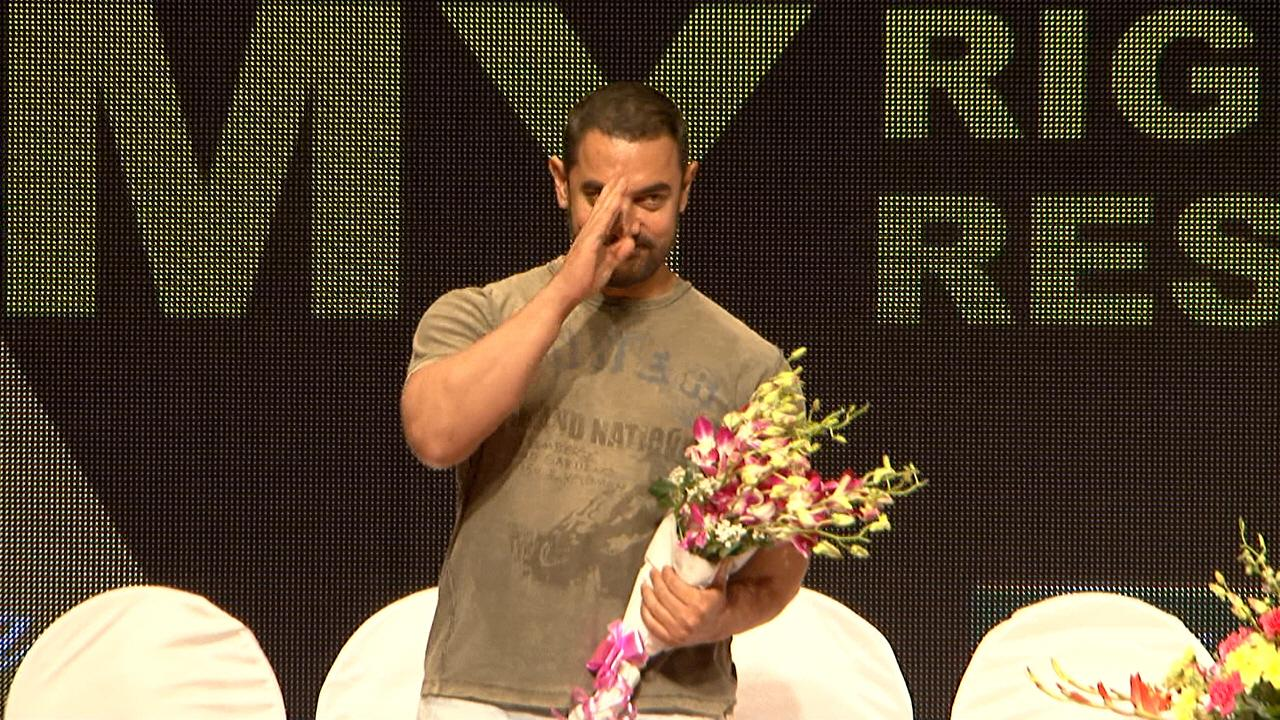 Aamir Khan Response To AIB Roast Comments - YouTube