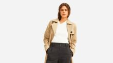Everlane's new chinos are the perfect blend of comfort and cool