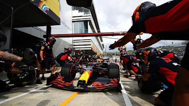 Horner:Mercedes最近的失誤可能是過於自滿的跡象