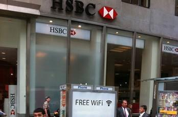 NYC launches free public WiFi trial, links it to skeevy payphones