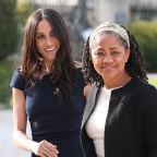 Doria Ragland Says Daughter Meghan Markle 'Will Always Be Okay,' Says Source