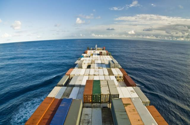 Self-navigating cargo ships will use AI to plot their course