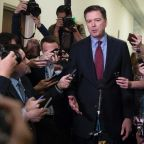 Ex-FBI director Comey grilled again in US Congress