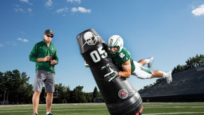 How robots could help reduce concussions
