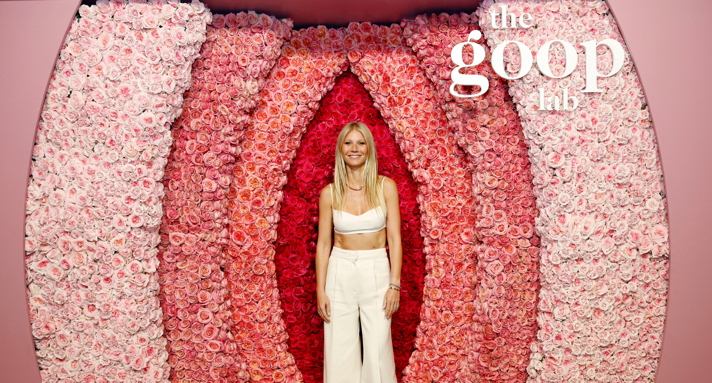 Gwyneth Paltrow asked celebrities to come to her dinner party without makeup