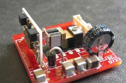 Tiny generator turns vibrations into electricity