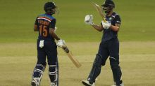 India edge Sri Lanka to clinch ODI series
