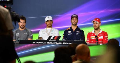 F1 - Les pilotes soutiennent Fernando Alonso