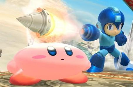Super Smash Bros: What happens when Kirby eats Mega Man is 'classified'
