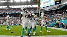 Dolphins' DeVante Parker quietly poised to leap up team receiver ranks