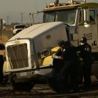 Authorities investigate whether human smuggling involved in Calif. crash