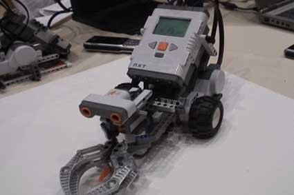 Video Feature: Lego Mindstorms