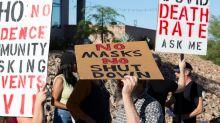 """La libertad mal entendida de EEUU: """"Ningún otro país debate sobre el uso de mascarillas"""""""