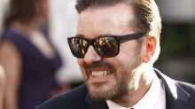 Ricky Gervais flips his political stance to make his jokes better