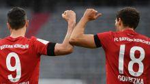 "Fans feiern ""Hulkretzka"": FCB-Star nutzte Quarantäne für Aufbau"
